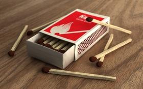 Обои коробка, спичьки, matchbox