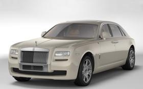 Обои Rolls-Royce, Ghost, 2014, роллс-ройс, Majestic Horse