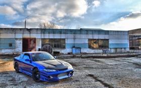 Картинка S15, Silvia, Nissan, ниссан