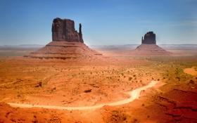 Картинка Arizona, beautiful, Desert