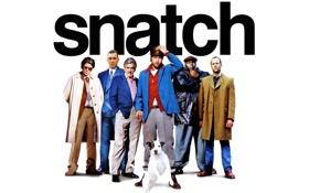 Картинка Mickey, Brad Pitt, Брэд Питт, Большой куш, актёры, Микки, фильм