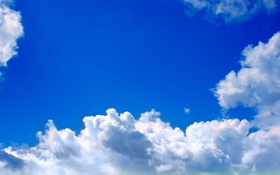 Картинка небо, облака, пейзажи, небеса, облако, clouds, фото облаков
