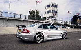 Картинка Mercedes-Benz, мерседес, AMG, DTM, 2004, дтм, C209