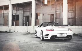 Картинка 911, порш, кабриолет, порше, Porshe, cars, auto