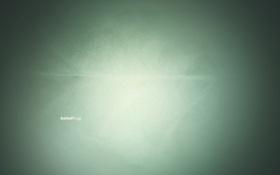 Обои минимализм, серый фон небольшая надпись