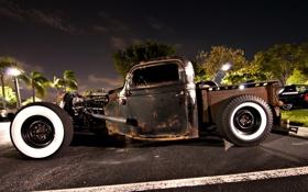 Обои car, машина, автомобиль, Hot Rod, DIY, sleeper, Do It Yourself