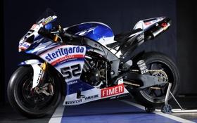 Картинка yamaha, скорость., sport, мотоцикл, спорт, bike, байк