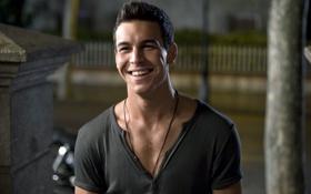 Обои радость, улыбка, настроение, Mario Casas, Марио Касас, мужчина актер