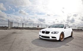 Обои BMW, forged, e92, iss