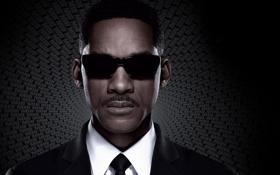 Обои фильм, очки, костюм, актёр, Will Smith, Уилл Смит, Men in Black III