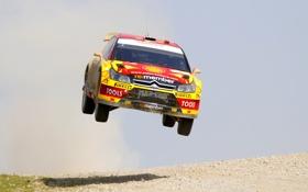 Обои Спорт, Ситроен, Citroen, WRC, Solberg, Rally, Ралли