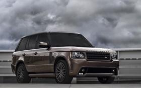 Картинка Project Kahn, Range Rover, RS600