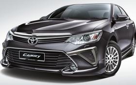 Картинка Toyota, тойота, Camry, 2015, самри