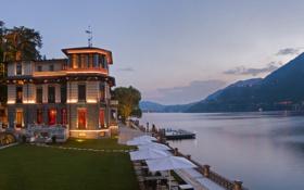 Обои дизайн, дом, стиль, вилла, архитектура, экстерьер, neo-traditional exterior