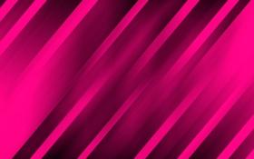 Обои розовый, линии, полосы, обои, заставка
