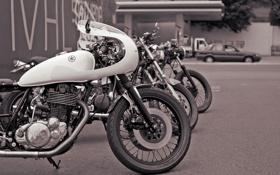 Обои модель, мотоцикл, класс, кастом, custom, Ямаха, кастомайзинг