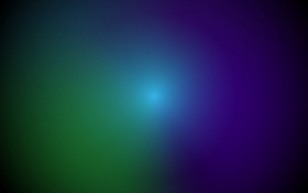 Обои синий, зелёный, Blue, Green, Radial Gradient