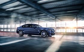 Картинка бмв, BMW, седан, F10, Sedan, Alpina, 5-Series