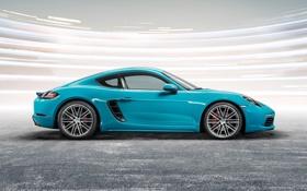 Картинка 718, Boxster, родстер, Porsche, бокстер, порше