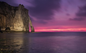 Обои France, Normandie, The Arch