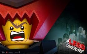 Картинка фильм, небоскребы, lego, лего, lego movie