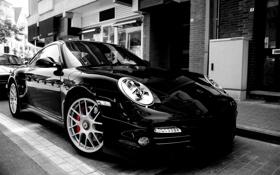 Картинка auto, Turbo, Porsche 997