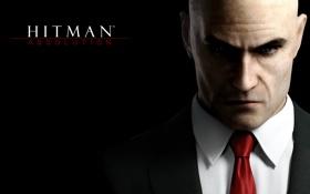 Картинка галстук, hitman, убийца, absolution
