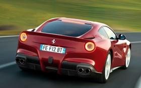 Обои Ferrari, F12Berlinetta