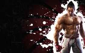 Обои Фон, Fighting, Tekken 6, Kazuya, Теккен 6