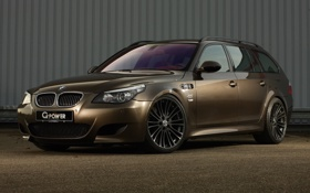 Обои BMW, G-Power, HURRICANE RS Touring