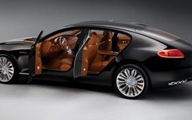 Обои люкс, обои, суперкар, машина, бугатти, Bugatti