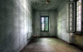 Картинка комната, интерьер, окно