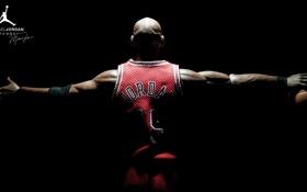 Обои баскетбол, Jordan, спорт