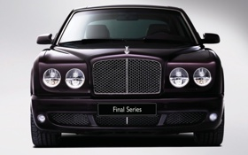 Картинка bentley, front, arnage