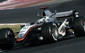 Обои formula1, mclaren, montoya, 2005