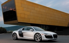 Обои Audi, 5.2 FSI quattro
