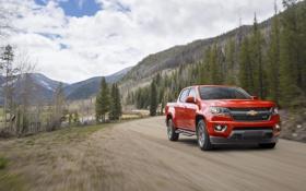 Картинка Chevrolet, шевроле, колорадо, Colorado, Diesel, Crew Cab, Z71