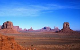 Обои Небо, Песок, Облака, Скалы, Пустыня, Камни, Кусты