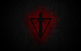 Обои минимализм, red republic, Sony Online Entertainment, PlanetSide 2, красная республика