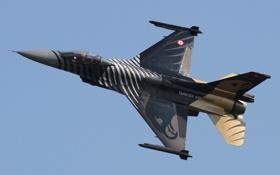 Обои оружие, самолёт, F-16