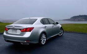 Картинка Lexus, cars, auto, wallpapers auto, обои авто, Lexus GS 350