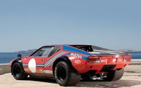 Картинка race car, 1972, De Tomaso, Pantera, Gr. 4