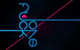 Обои буквы, фон, надпись, обои, черный, минимализм, слова