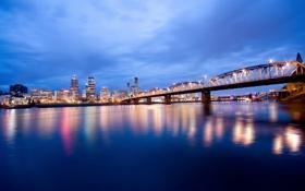 Картинка Oregon, Portland, United States, Downtown