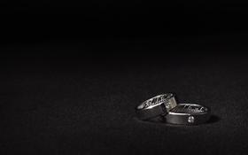 Обои золото, белое, кольца, свадьба, 13 Apostle, indefinitely