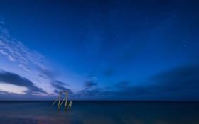 Обои Австралия, Australia, Queensland, Квинсленд, Большой Барьерный риф, The Great Barrier Reef, остров Херон