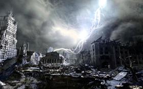 Картинка метро, апокалипсис, москва, россия, Metro Last Light, 2034