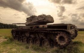 Обои танк, армия, оружие