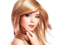 Картинка модель, волосы, лицо, макияж. make up, белый, рука, фон