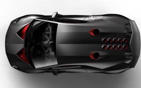 Обои concept, sport car, Sesto Elemento